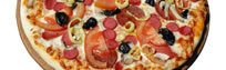 Pizza Moodcover